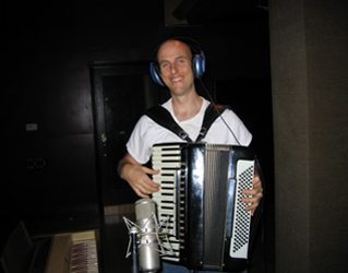 Rock and roll, baby! Well, accordion, anyway.