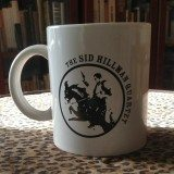 The Sid Hillman Quartet ceramic coffee mug