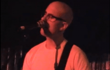 "performing ""Package The Away"" LIVE at Spaceland"